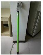 JDX便携式接地线,低压钳式保安线,三个分叉室内接地线