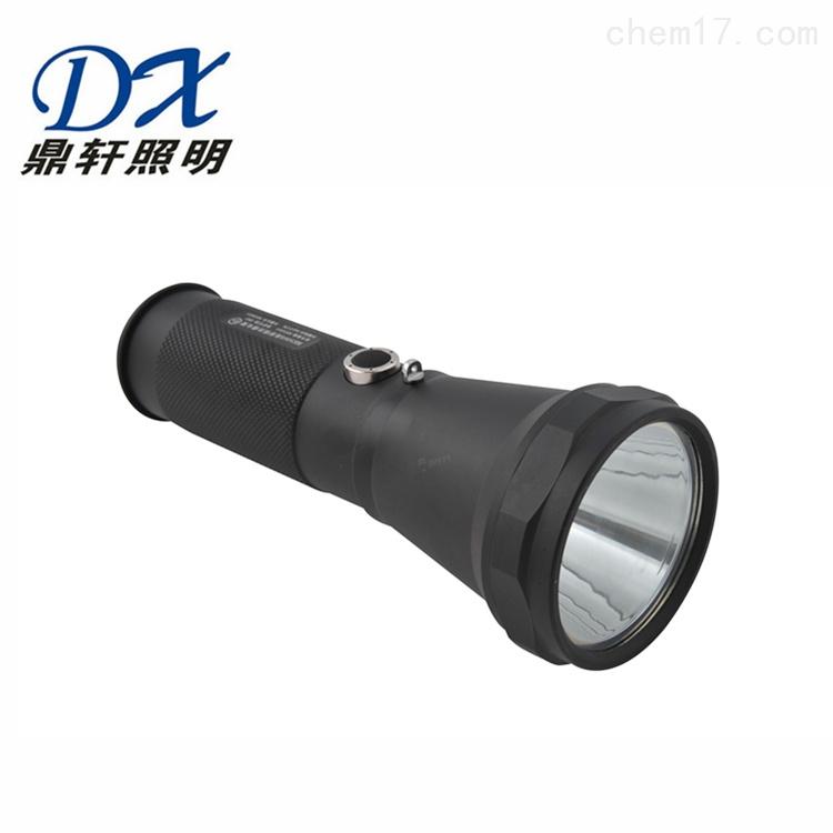 10W手持式强光防爆电筒铁路巡检电筒