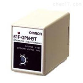 61F-GPN-BT / -BC日本欧姆龙OMRON电极式液位开关