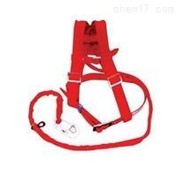 生产销售红色普通电工安全带
