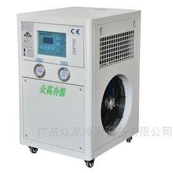 低温制冷物料恒温降温控制装置