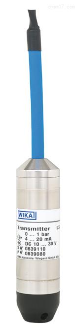 德国威卡WIKA变送器投入式压力/液位