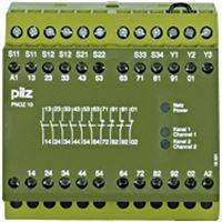 进口PILZ位置监控安全性,皮尔兹安全监控继电器安装方式