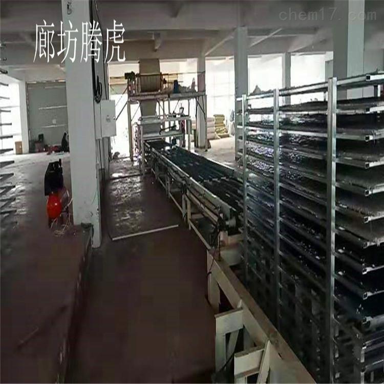 专业厂家玻镁保温板设备生产线