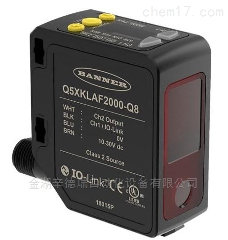 美国BANNER光电传感器原装正品