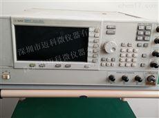 安捷伦E8251A维修反复重启或死机信号发生器