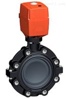 145型PVC-U 100-230V美国G+F蝶阀凸式