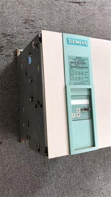 牡丹江西门子6RA7075-6DV启动报警F030过电流电话