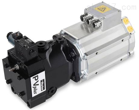美国派克PARKER泵驱动控制