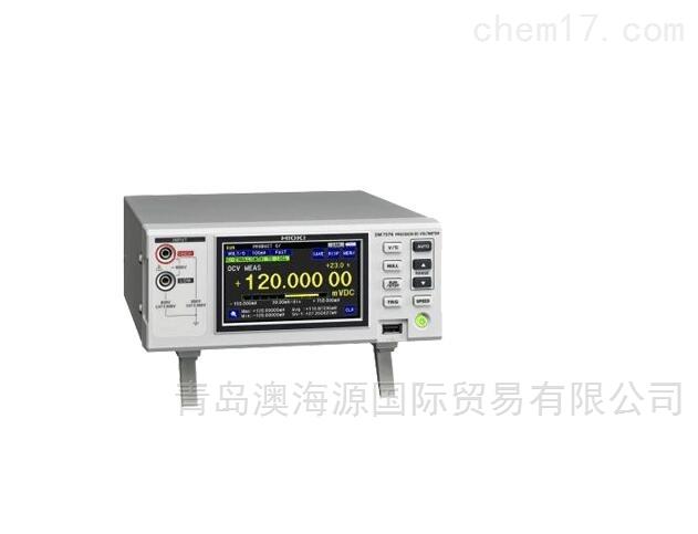 DM7275日本日置HIOKI电压计