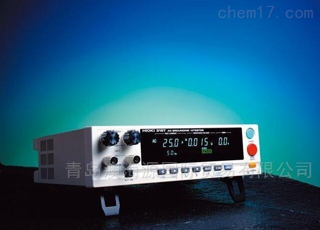 3157-01日本日置HIOKI交流接地电阻测试仪