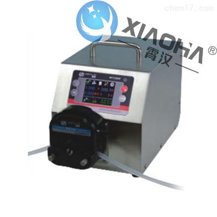 WT300F分配智能型蠕动泵YZ15(25)泵头