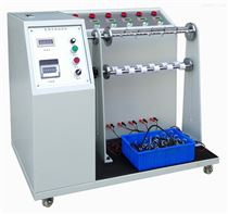 Wire rod rolling test machine