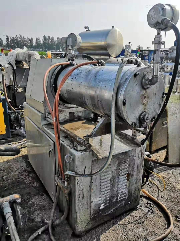 回收二手不锈钢砂磨机分散浸蚀性的物料