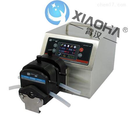 WT600F-65高防护定量智能型蠕动泵YT泵头
