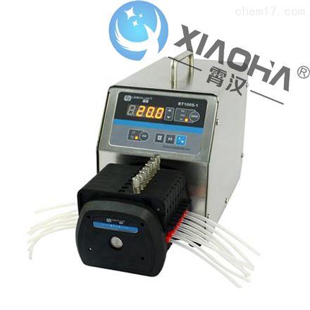 BT100S-1大扭矩基本调速型蠕动泵DT泵头