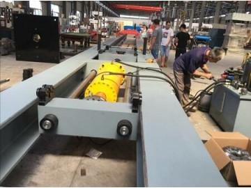 30吨架空导线电子卧式拉伸试验机