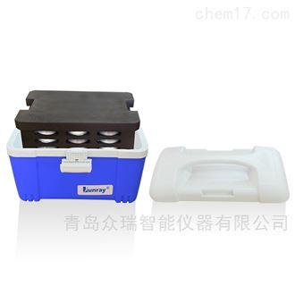 ZR-D19B型濾膜儲運保溫箱