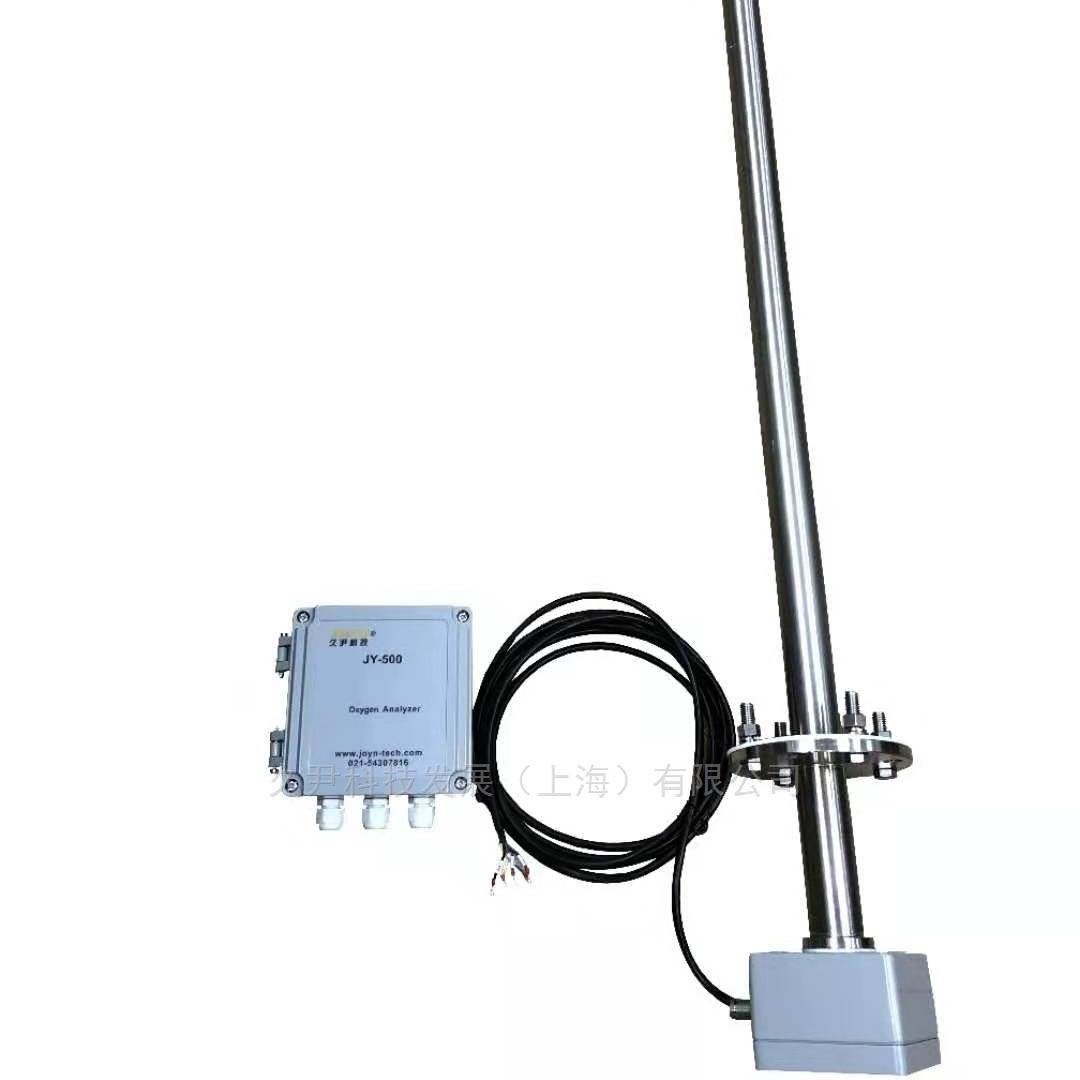 进口烟道氧分析仪