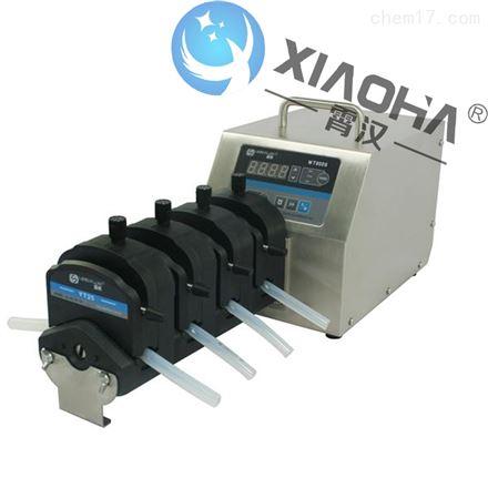 WT300S基本调速型蠕动泵YT15(25)泵头