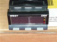 N2300-21-0-2-S160英国WEST 2300 1/32 DIN数字显示器/控制器