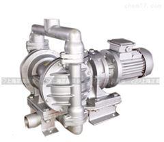 DBY-25L型铝合金电动隔膜泵 船用耐油电动泵