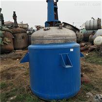 型号1吨-10吨收售二手化工设备 搪瓷反应釜