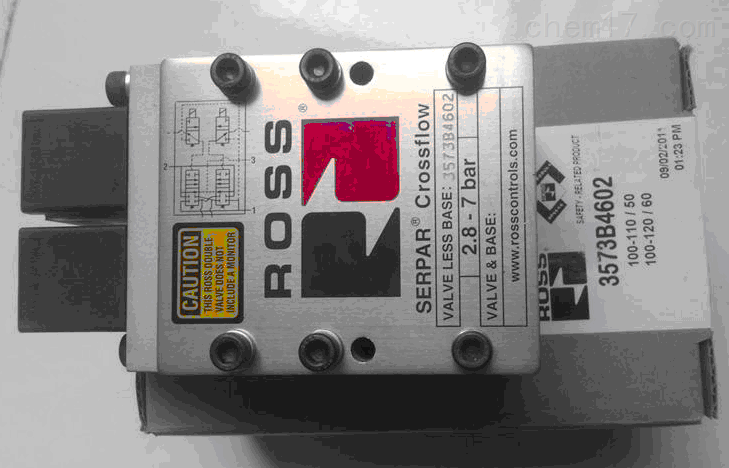 美国罗斯ROSS滑阀和套筒阀