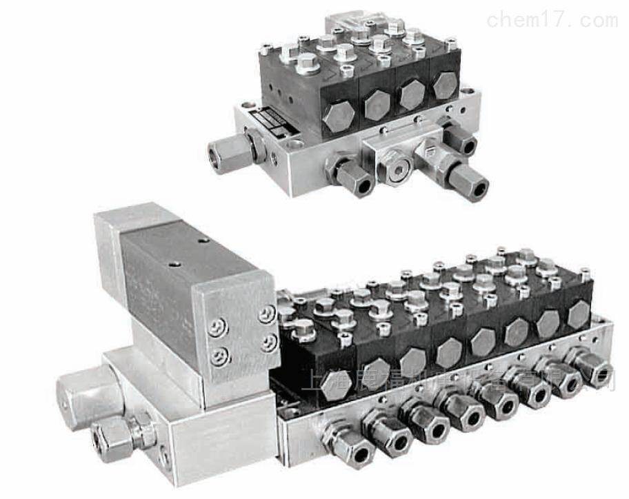 德国Woerner分配器工作压力150bar