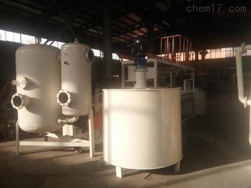 宁波振动式渗透A级聚合聚苯板设备厂家
