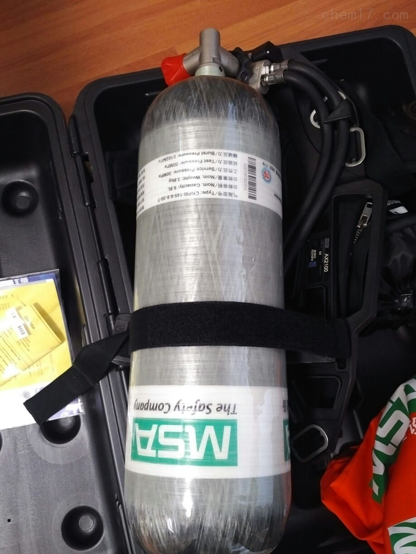 梅思安工業領域AX2100正壓空氣呼吸器