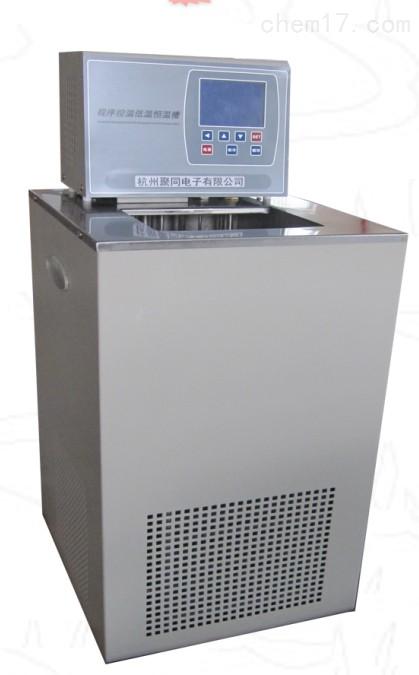 武汉低温水浴锅CYDC-0506低温恒温反应浴