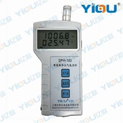 智能数字温湿度大气压力计上海亿欧DPH-103