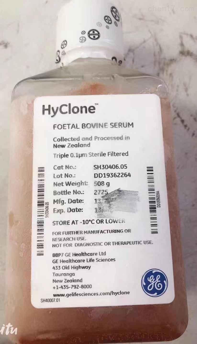 SH30406.05Hyclone胎牛血清