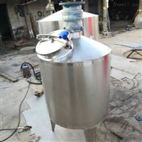 工厂闲置二手10吨不锈钢搅拌罐材质304