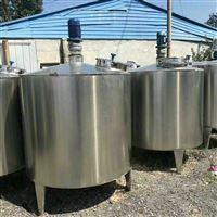 出售闲置二手60立方不锈钢储罐