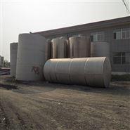 供应二手50立方不锈钢储罐材质304