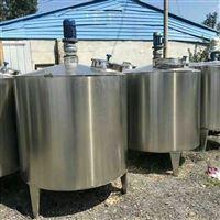供应二手3吨不锈钢搅拌罐材质304