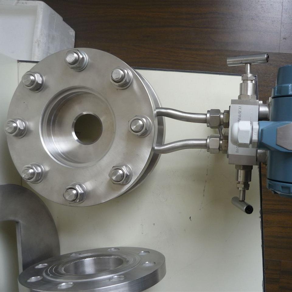 孔板流量计的调试及安装