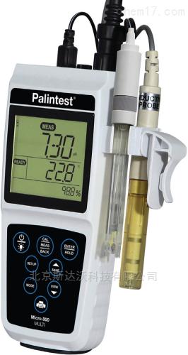 便携式pH电导率TDS分析仪