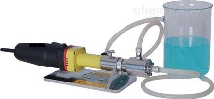 Y25Z实验室管线式高剪切乳化机