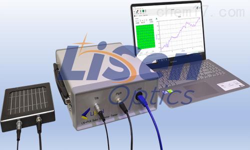 太阳模拟器辐照度均匀性/稳定性测试仪