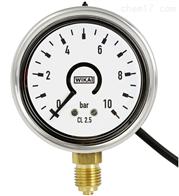 型号 PGS25德国WIKA威卡压力表