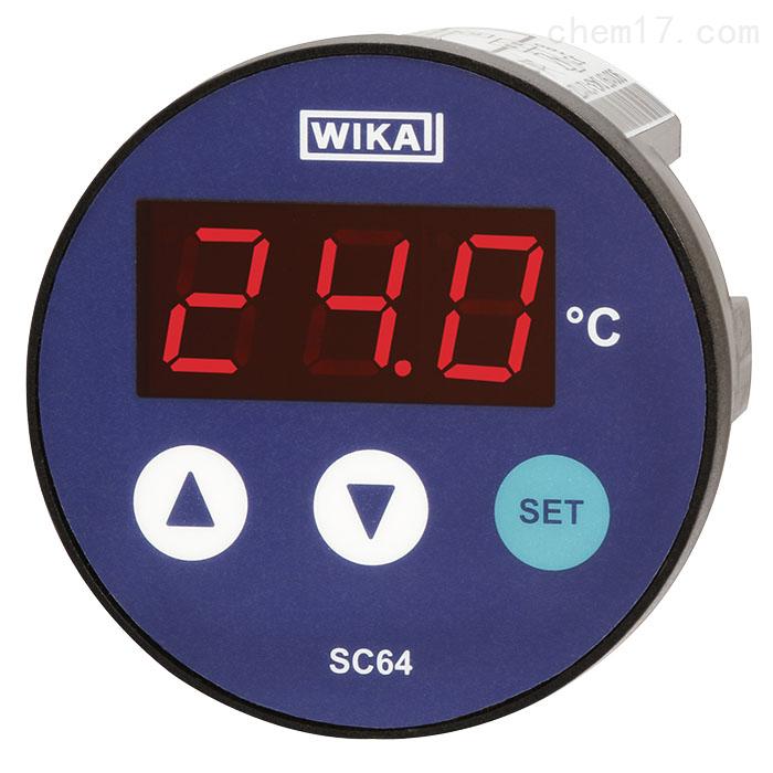 德国威卡WIKA温度控制器