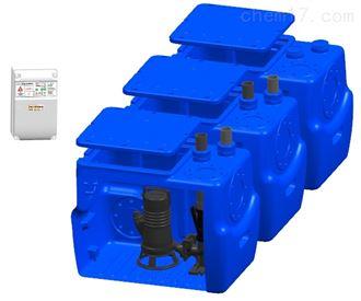 PE-15-15-1.5/PE一体化污水提升设备