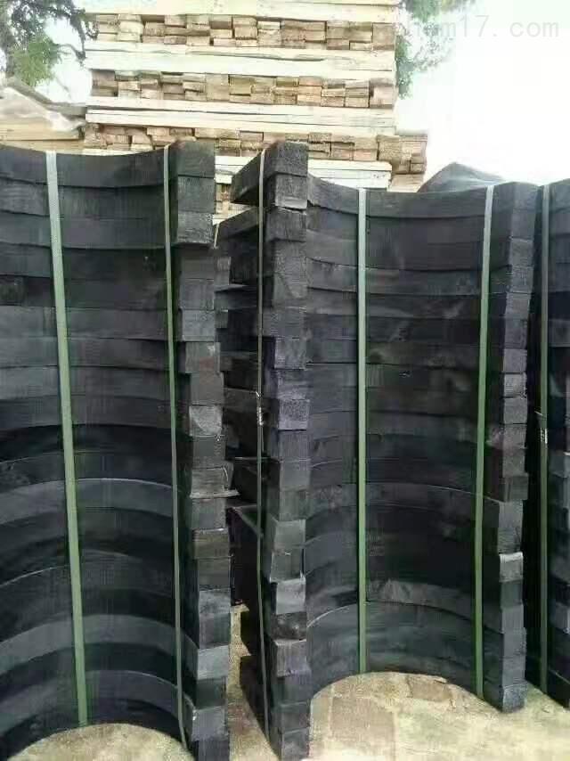 空调木托 管道垫木安装及时