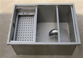 饭店用不锈钢隔油池