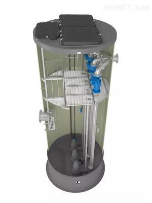 玻璃钢一体化预制泵站热特点资讯