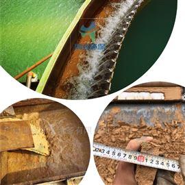 脱水设备洗沙泥水分离 洗砂厂污泥榨泥机