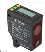 美国邦纳BANNER激光位移传感器